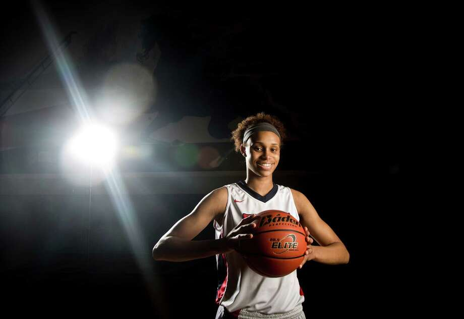 Manvel's Brianna Turner has been in the spotlight since middle school. Photo: Thomas B. Shea / © 2014 Thomas B. Shea