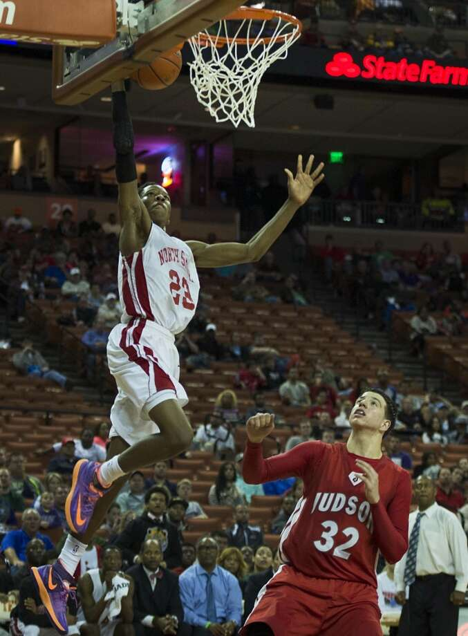 Kerwin Roach Jr., G, North Shore Photo: Smiley N. Pool, Houston Chronicle
