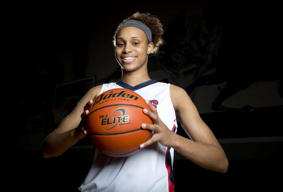 Girls Player of the Year Brianna Turner Sr., F, Manvel Photo: Thomas B. Shea, For The Chronicle