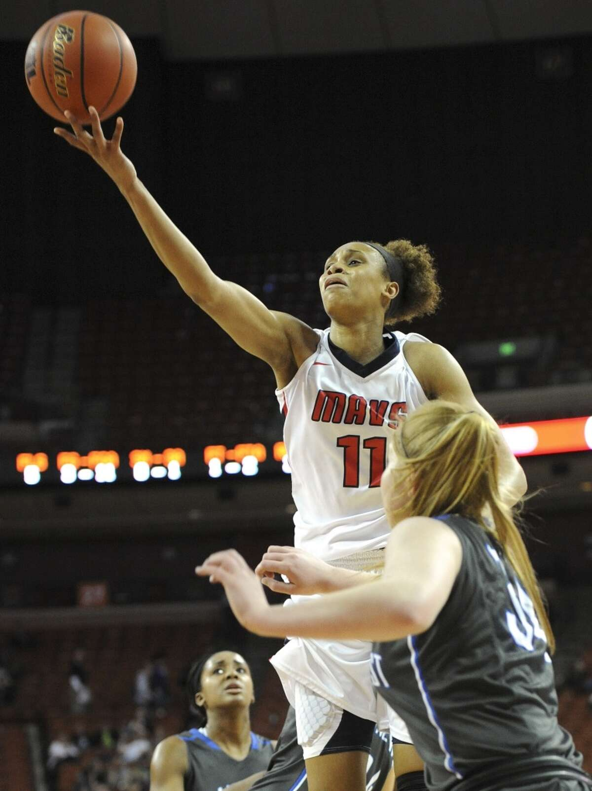 Brianna Turner Sr., F, Manvel The Notre Dame signee and WBCA All-American will graduate as one of the most decorated prep players in history as her honors include four Team USA gold medals and two state championships.