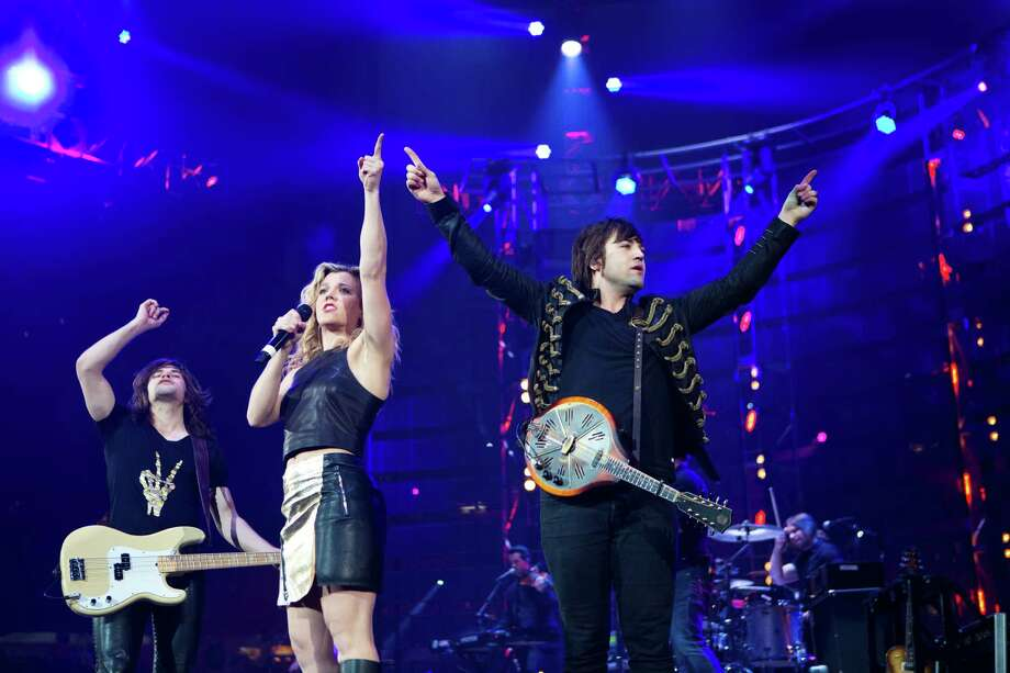 The Band Perry performs at Reliant Stadium during the Houston Livestock Show and Rodeo, Saturday, March 22, 2014, in Houston. Photo: Marie D. De Jesus, Houston Chronicle / © 2014 Houston Chronicle