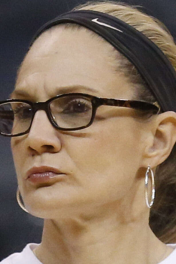 Karen Aston led UT back to the NCAA tourney in her second season. / AP