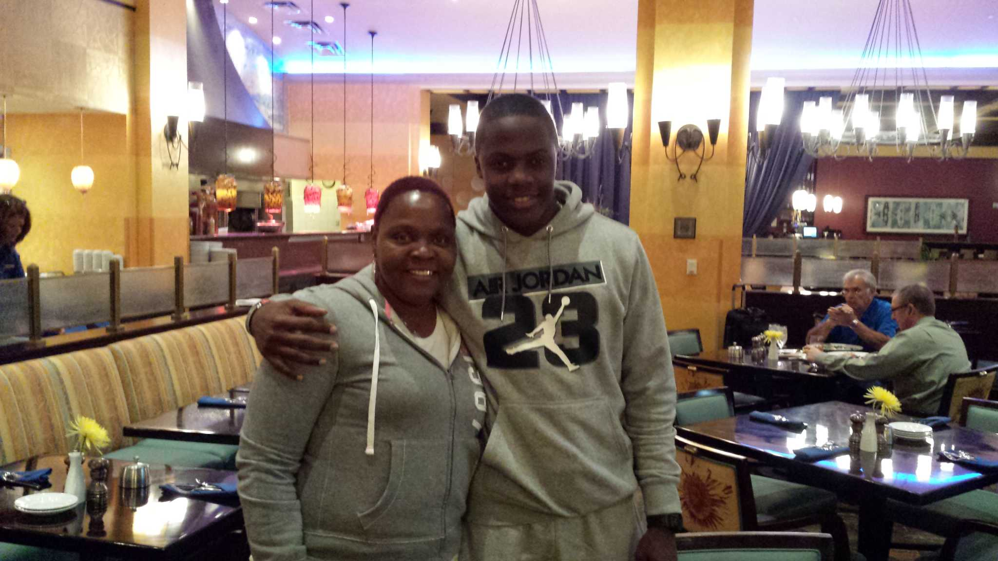 Bridgewater S Mother Molds Humble Star Quarterback