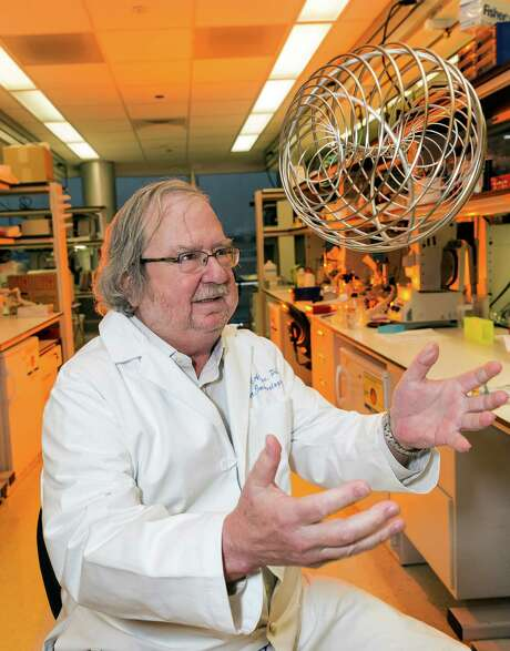 M.D. Anderson researcher Jim Allison's work on cancer immunotherapy earned him the 2014 Breakthrough Prize in Life Sciences, and $3 million. (Craig H. Hartley / For the Chronicle) Photo: Craig Hartley, Freelance / Copyright: Craig H. Hartley
