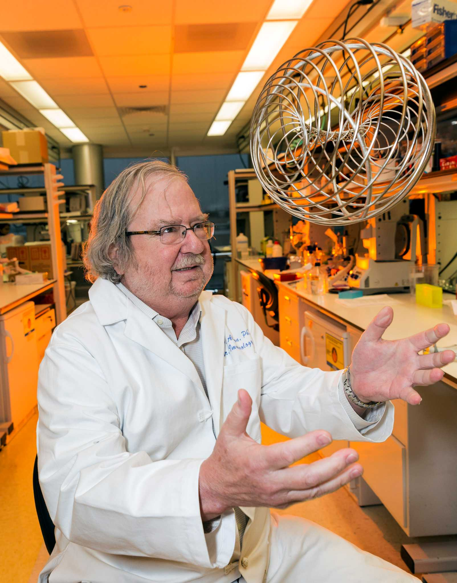 the scientist who just might cure cancer