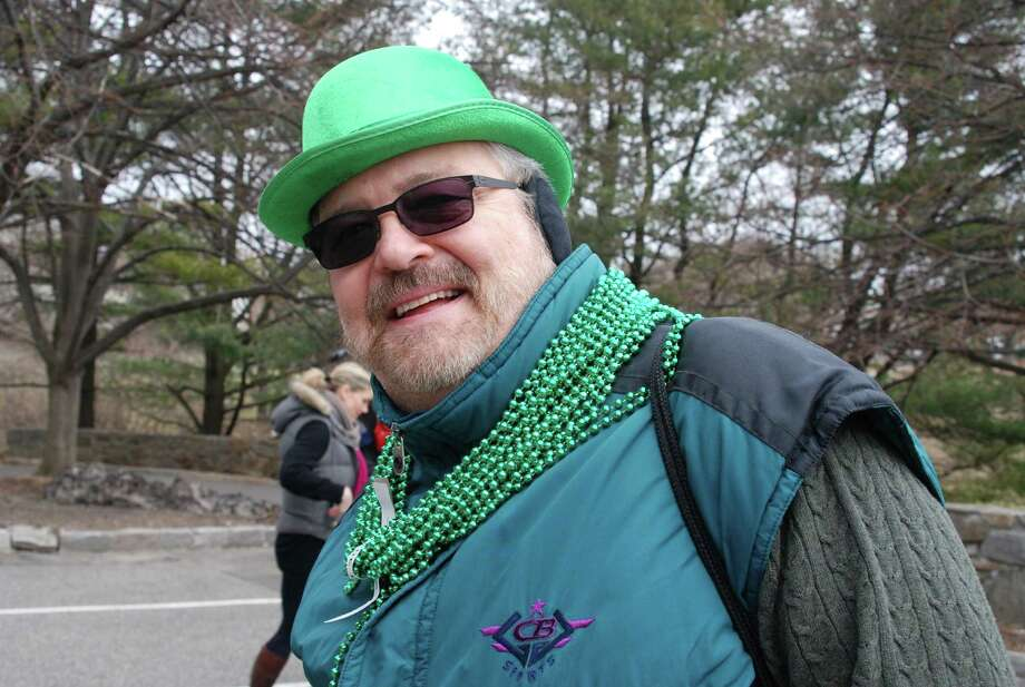 Were you SEEN at the Greenwich St Patrick's Day parade on Sunday March 23d. The parade is an annual event sponsored by the Greenwich Hibernian Association Photo: Barkey Powell/Hearst Media Group