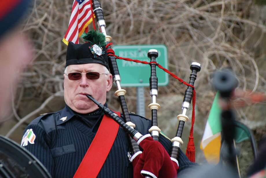Were you SEEN at the Greenwich St Patrick's Day parade on SUnday March 23d? The parade is sponsored by the Greenwich Hibernian Association. Photo: BarkeyPowell/Hearst Connecticut Media Group