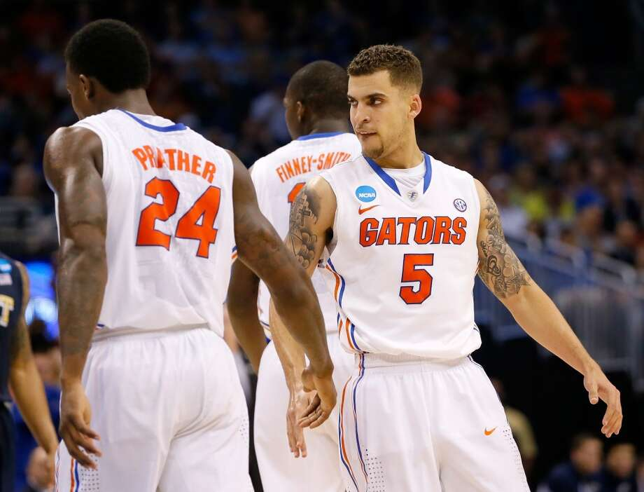 Florida Gators No. 1 seed in South region Photo: Kevin C. Cox, Getty Images