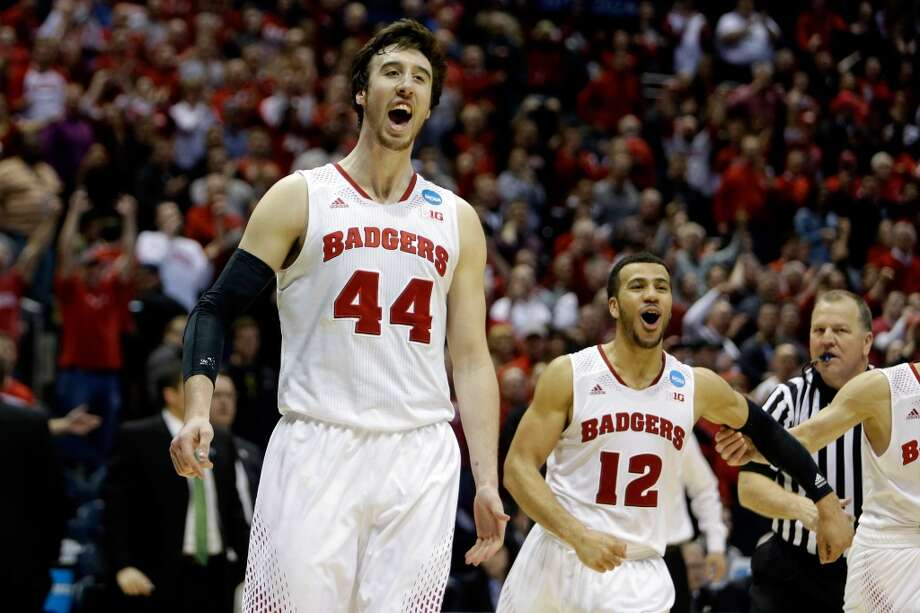 March 22: Third round  No. 2 Wisconsin 85, Oregon 77 Despite a fast start from the Ducks, the Badgers recovered from a halftime deficit and pulled out a win. Photo: Mike McGinnis, Getty Images