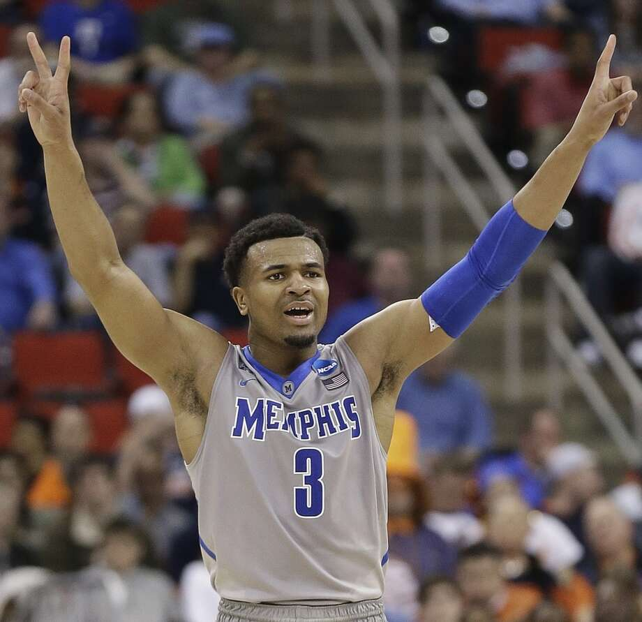 March 21: Second round  No. 8 Memphis 71, George Washington 66  Tigers coach Josh Pastner improves his NCAA Tournament record to 2-3. Photo: Gerry Broome, Associated Press
