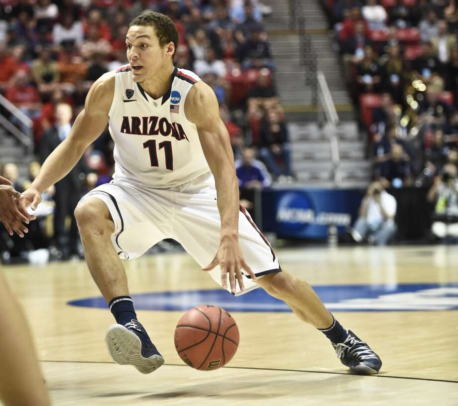 March 21: Second round  No. 1 Arizona 68, Weber State 59  Aaron Gordon scored 16 points for the Wildcats in their second-round win. Photo: Denis Poroy, Associated Press