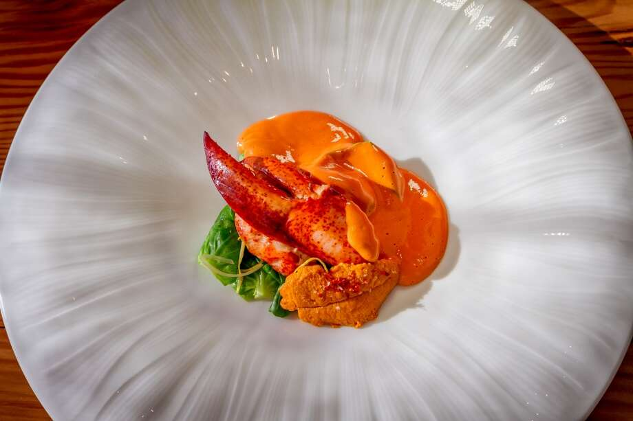 The Maine Lobster at Torc in Napa. Photo: John Storey, Special To The Chronicle
