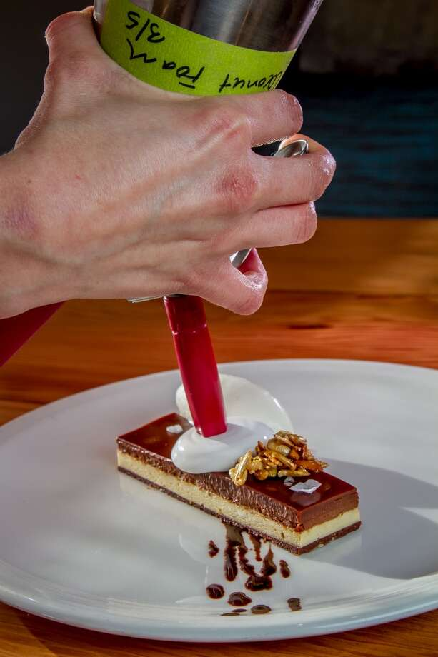 The Caramel Bar at Torc in Napa. Photo: John Storey, Special To The Chronicle