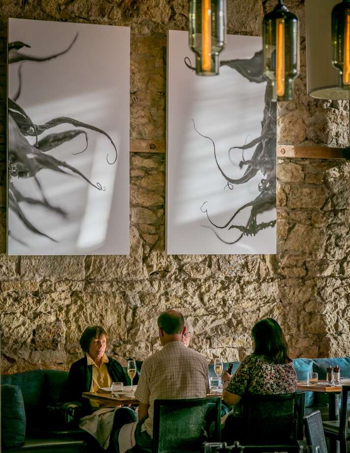 Diners enjoy dinner at Torc in Napa. Photo: John Storey, Special To The Chronicle