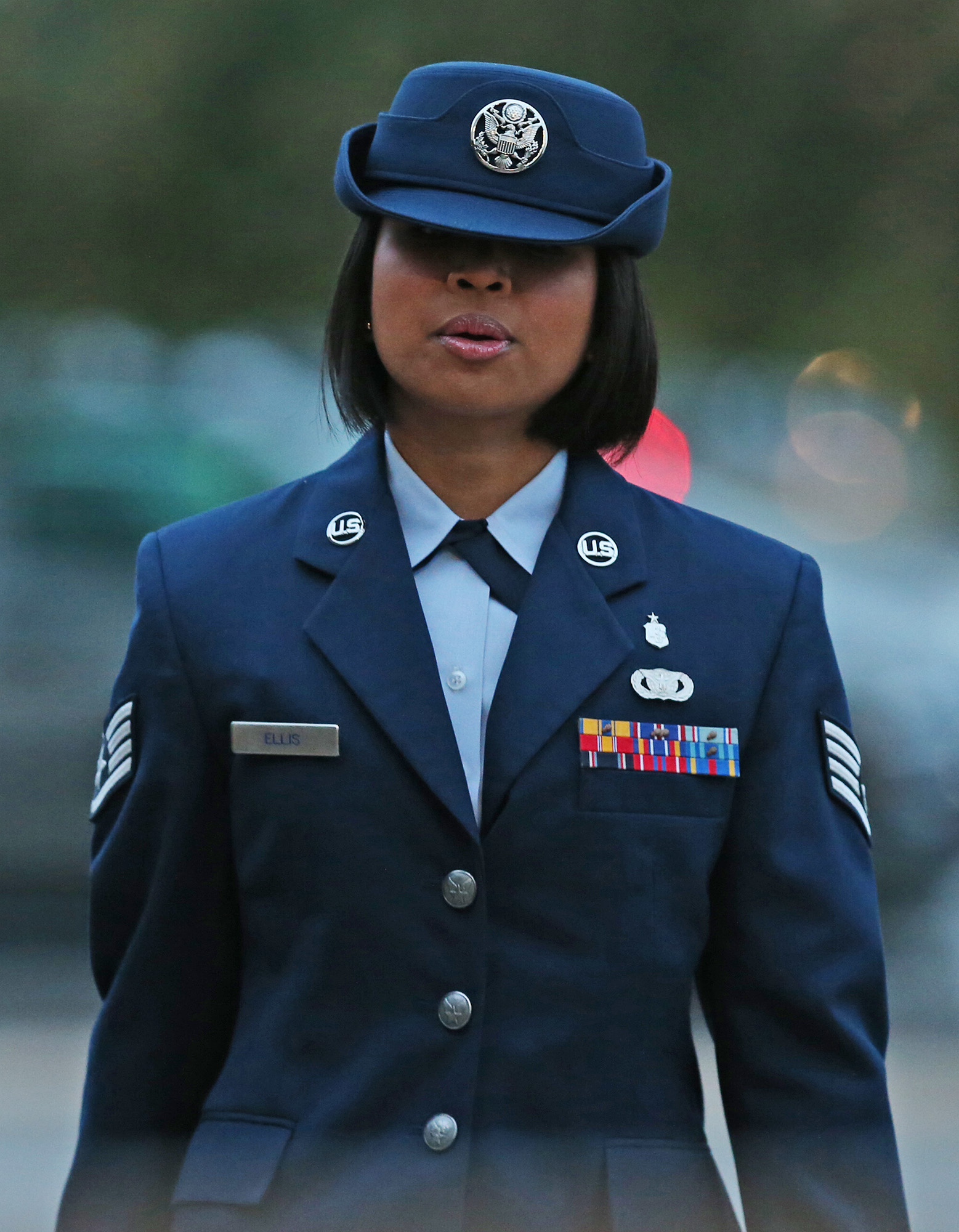 Female AF trainer pleads guilty in recruit abuse trial - San