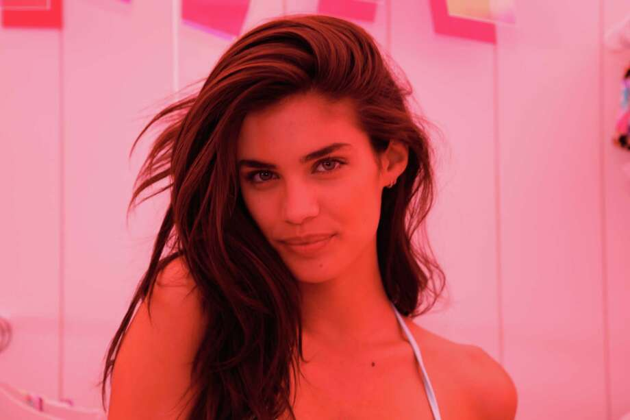 Victoria's Secret PINK Model Sara Sampaio host PINK Nation Spring Break Beach Party on March 13, 2014 in Destin, Florida. Photo: Don Juan Moore, Getty Images / 2014 Getty Images
