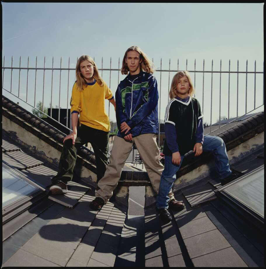 "Hanson: Even though they were dubbed a boy-band (hey, it was the late '90s) brothers Taylor Hanson, 16, Isaac Hanson, 13, and Zac Hanson, 11, were anything but -- writing and performing their own songs, as well as coming up with unforgettable lyrics like ""Mmmbop, ba duba dop/ Ba du bop, ba duba dop"" (from the hit ""MMMBop""). Photo: Mike Prior, Redferns"