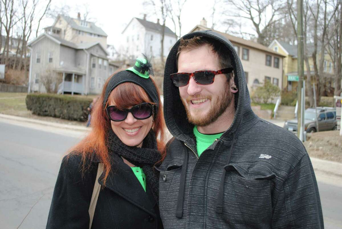 The 10th Annual Danbury St. Patrick's Day parade took place on Sunday, March 23, 2014. It was presented by the Danbury Men's and Ladies Ancient Order of Hibernians and the Greater Danbury Irish Cultural Center. Were you SEEN?