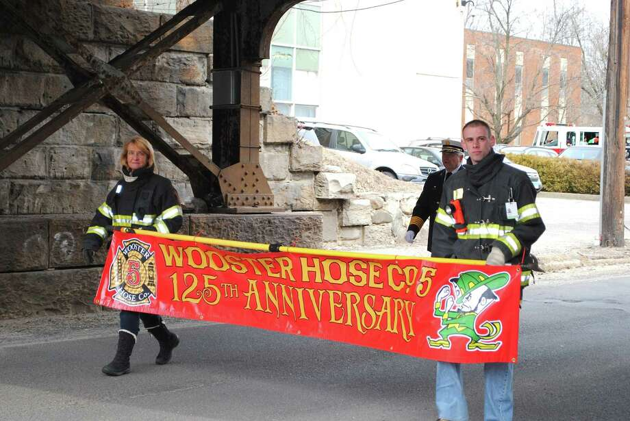 Danbury's 10th Annual St. Patrick's Day parade took place on Sunday, March 23, 2014. It was presented by the Mens and Ladies Ancient Order of Hibernians and the Greater Danbury Irish Cultural Center. Were you SEEN? Photo: Wendy Mitchell