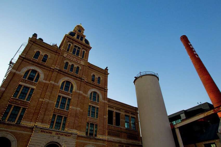 The castle-like main building of the Pearl complex is slated to once again house a brewery. The Southerleigh Brewing Company's brew system will be installed in June, with the grand opening expected in October. Read more about it on the Food Flashes blog. In the San Antonio area, more than a dozen breweries are in operation or planning. Click ahead to see where they are located.