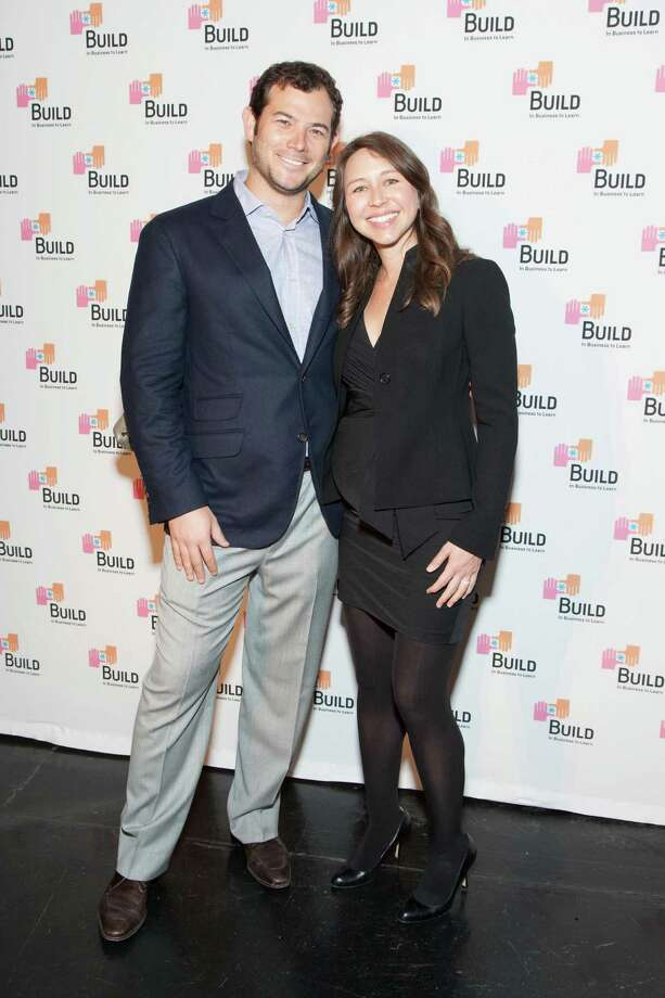 Tim Kendall and Aubrey Kendall at the 2014 BUILD Gala on March 1, 2014. Photo: Drew Altizer, Drew Altizer Photography