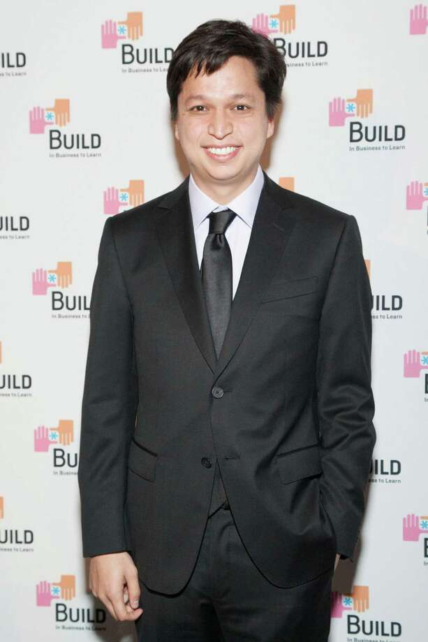Ben Silbermann at the 2014 BUILD Gala on March 1, 2014. Photo: Drew Altizer, Drew Altizer Photography