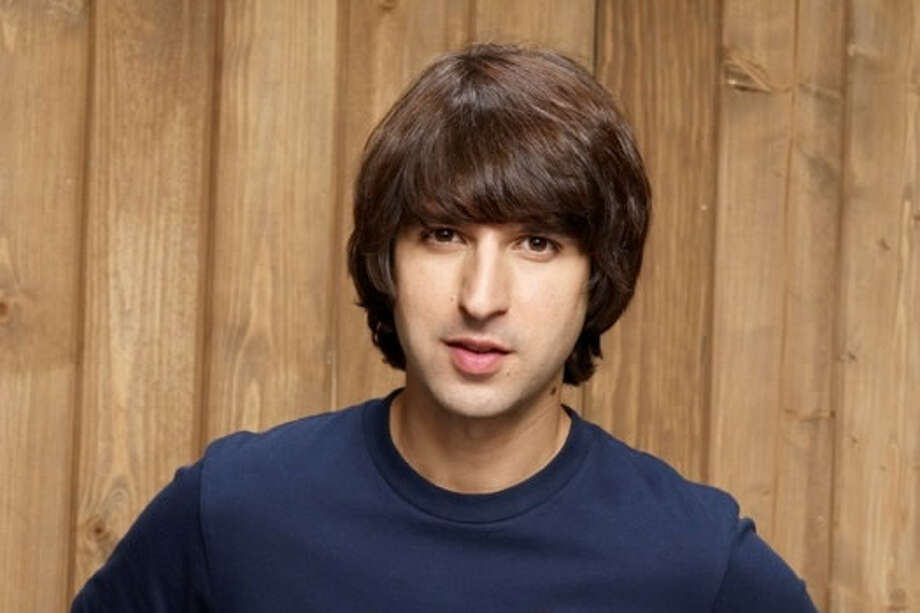 Demetri Martin performs at Stamford's Palace Theatre on Thursday, May 15.