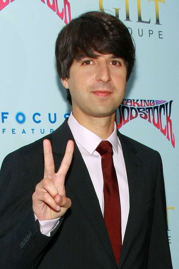 Actor/comedian Demetri Martin   Photo: Mike Coppola, FilmMagic