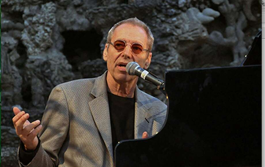 "Pianist and producer Ben Sidran plays and talks in his show, ""Jews & the Great American Songbook,"" based on his book ""There Was a Fire: Jews, Music and the American Dream."" Photo: Courtesy   Ben Sidran"
