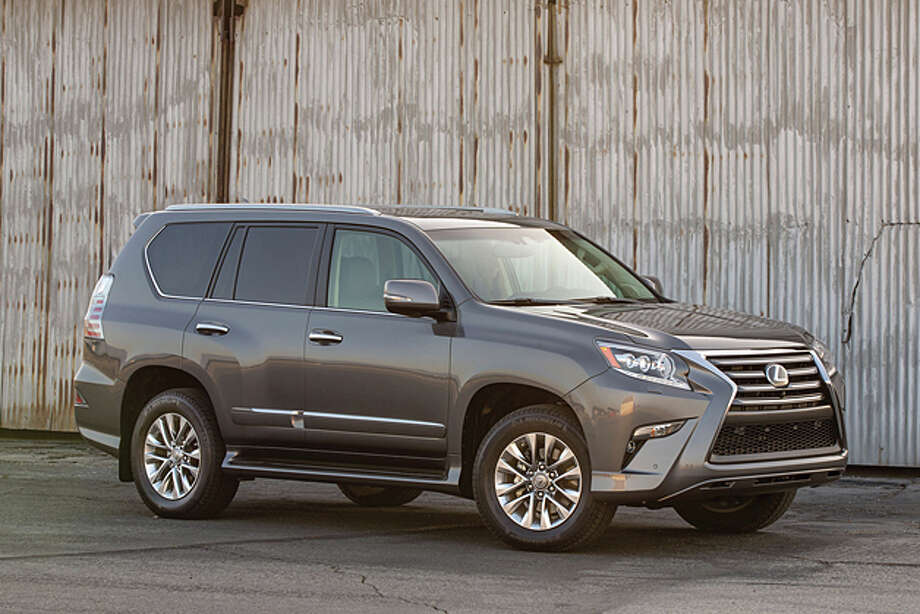 2014 Lexus GX 460 (photo courtesy Lexus) Photo: David Dewhurst Photography / 2012 David Dewhurst Photography