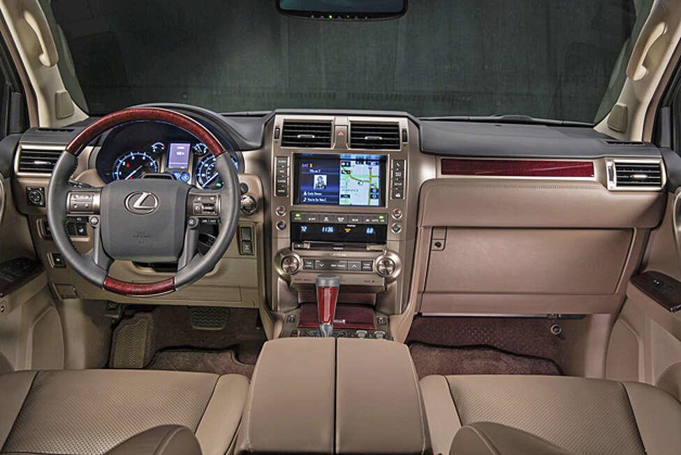 2014 Lexus GX 460 (photo courtesy Lexus)