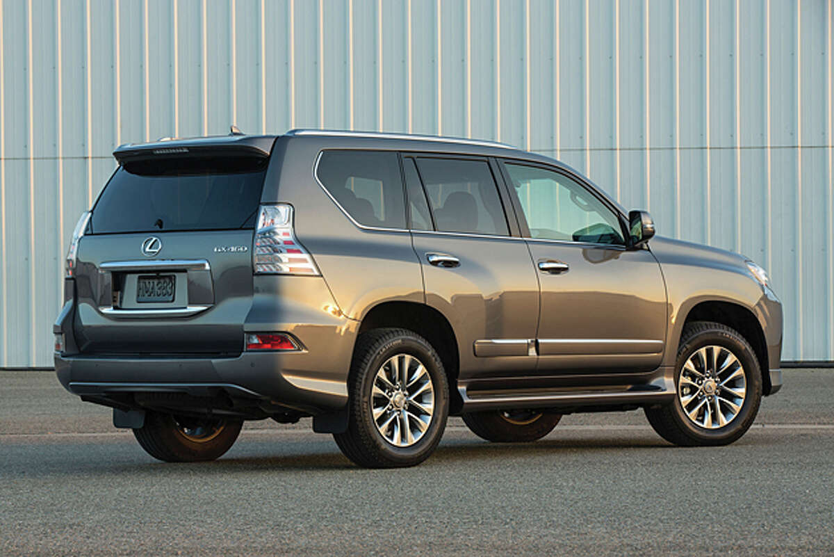2014 Lexus GX 460 (photo courtesy Lexus)