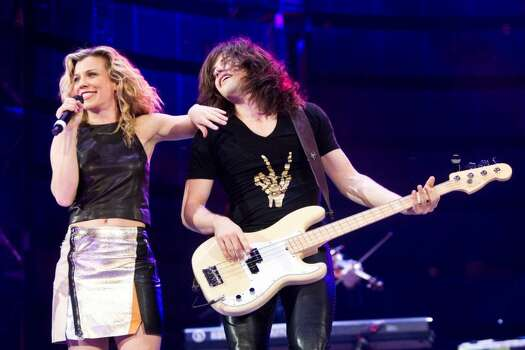"The Band Perry, March 22    ""This is hands down our very, very favorite show of the year,"" Kimberly Perry said about The Band Perry's rodeo performance. Photo: Marie D. De Jesus/Houston ChronicleMarie D. De Jesus/Houston Chronicle"