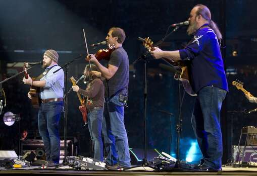 The Zac Brown Band, March 23    In many ways, Zac Brown Band is the ideal wrap-up act. Brown and his cohorts aren't overly flashy but showcase strong, often striking, levels of musicianship. Photo: Johnny Hanson/Houston Chronicle