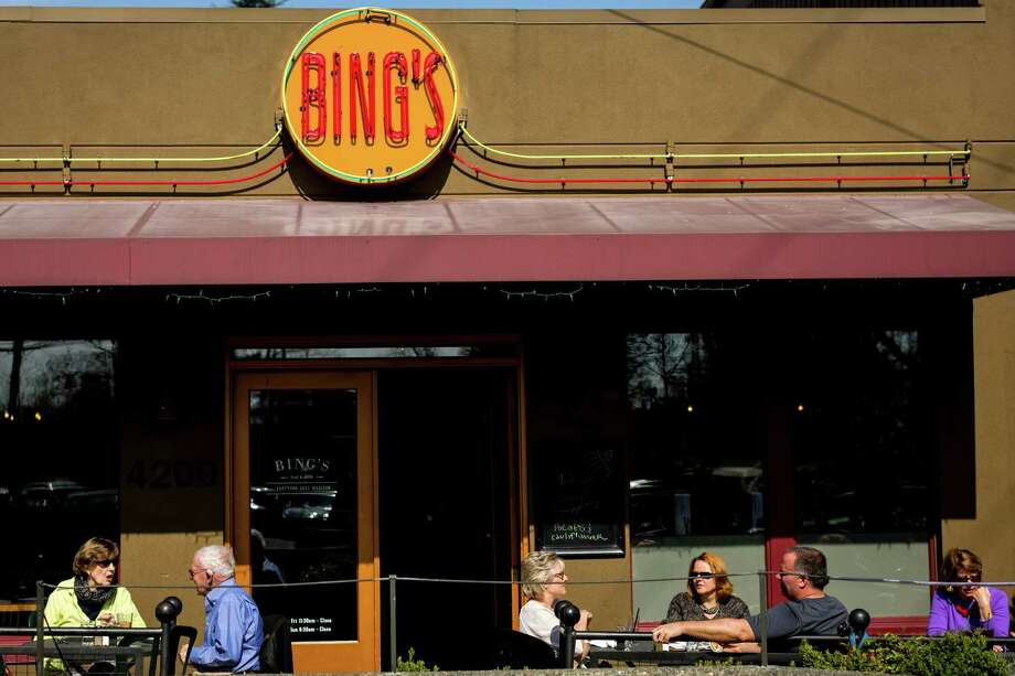 Bing's, 4200 East Madison Street, Madison Park: You can find egg dishes galore here, but also a croque monsieur or BLAT sandwich. Weekend brunch offers bottomless mimosas. Photo: JORDAN STEAD, SEATTLEPI.COM / SEATTLEPI.COM