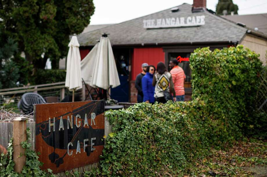 Hangar Cafe, 6261 13th Ave. S., Georgetown: With sweet and savory crepes and bacon- and brie-topped waffles, change up your brunch routine at this aeronautical-themed restaurant. Photo: JORDAN STEAD, SEATTLEPI.COM / SEATTLEPI.COM
