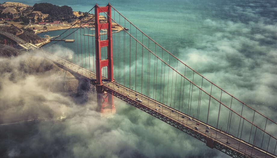 San Francisco-Oakland-Fremont. Average work week: 33.9 hours.  Photo: Franckreporter, Getty Images / (c) franckreporter