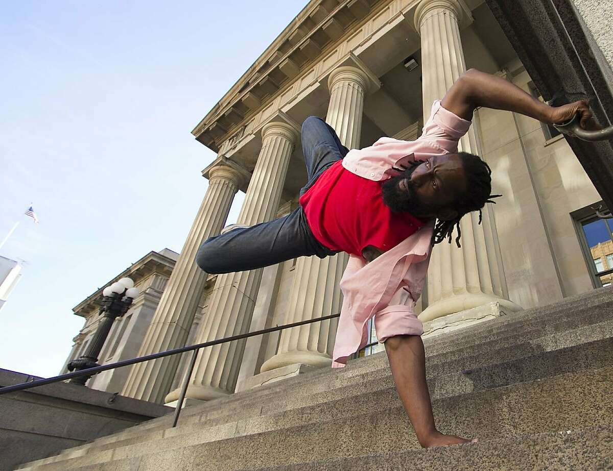 dance anywhere ® participant Antoine Hunter