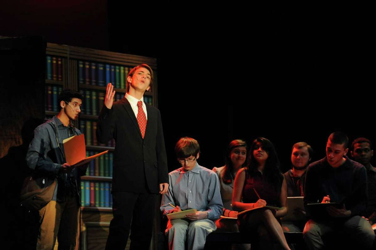 Photos from the dress rehearsal of