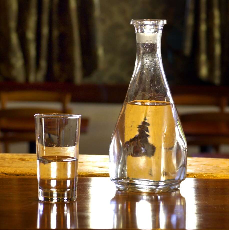 Incanto was a pioneer in offering free house-filtered water to customers. Photo: KIM KOMENICH, SFC