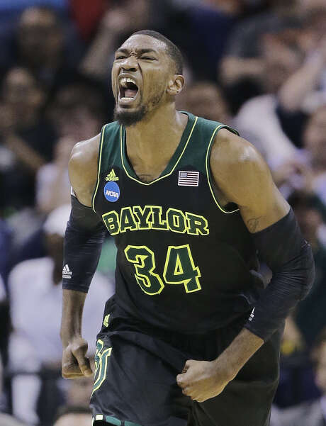 Even Baylor's Cory Jefferson was surprised the Bears have a 17-3 postseason record over the past five-plus seasons. Photo: Eric Gay / Associated Press / AP