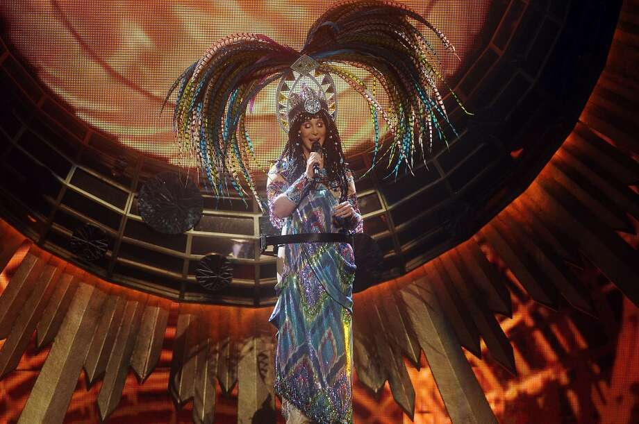 Cher's D2K Tour stops in Toyota Center. Photo: Dave Rossman, For The Houston Chronicle