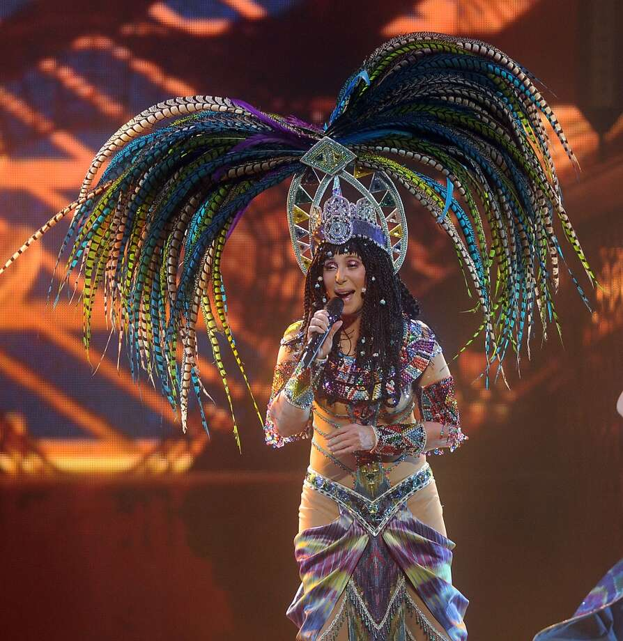 Music legend Cher hits the stage at Mohegan Sun on Saturday at 8:00 as 