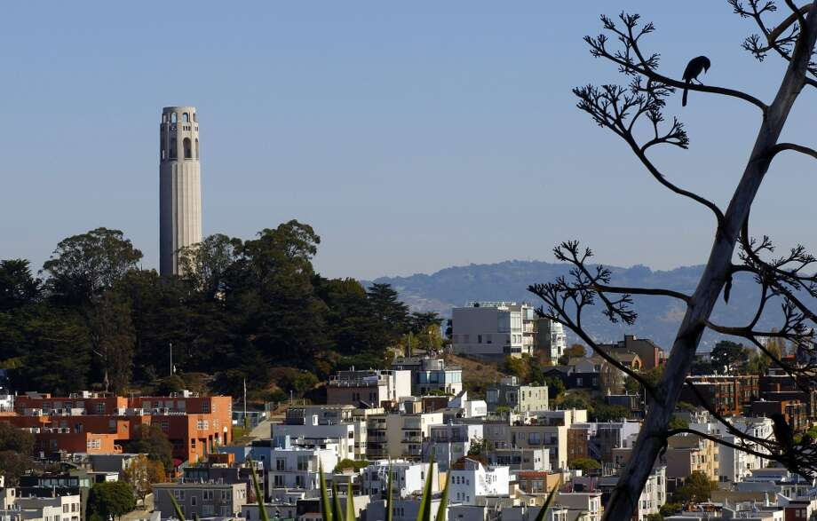 Coit TowerNamed after ... Photo: Michael Macor, The Chronicle