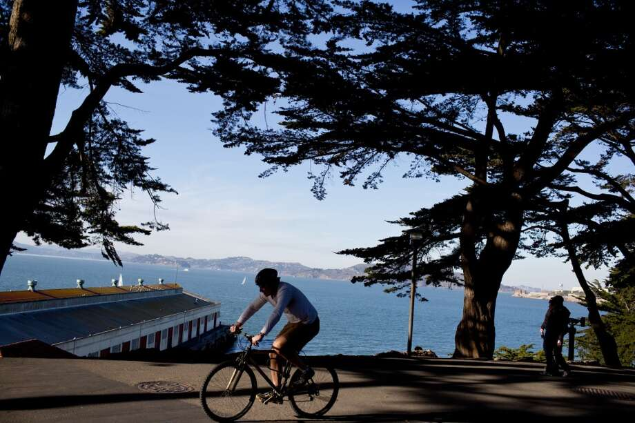Fort Mason    Named after ... Photo: Jason Henry, Special To The Chronicle