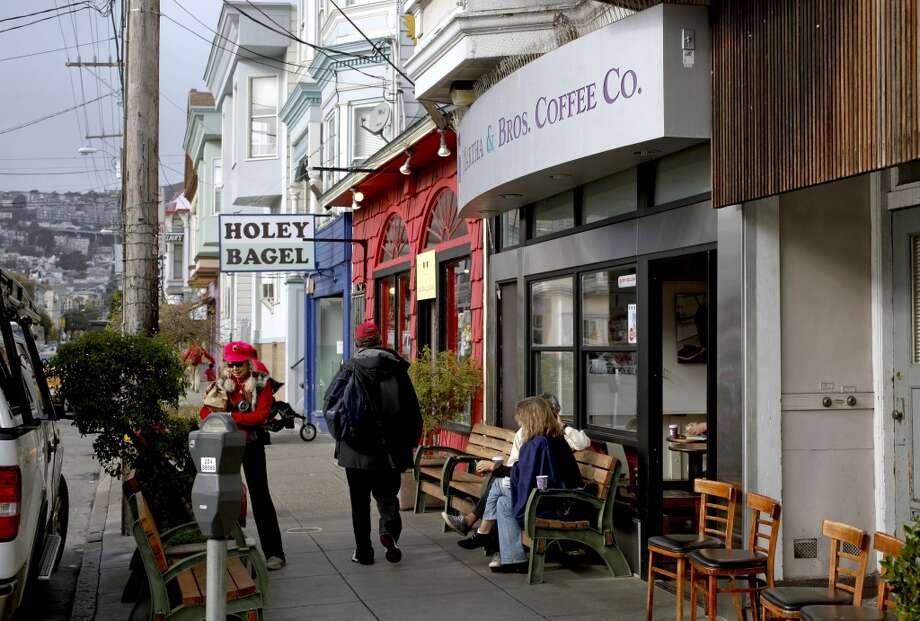 Noe Valley    Named after ... Photo: Michael Macor, The Chronicle