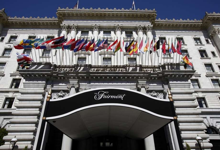 The Fairmont    Named after ... Photo: Brant Ward, The Chronicle