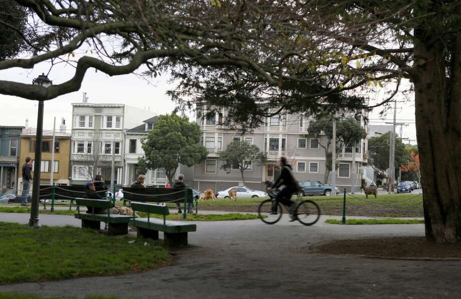 Duboce Park and Duboce Triangle    ... Col. Victor D. Duboce, a military man and former supervisor who served in the Spanish-American War. Duboce worked to convert the land at now-Duboce Park into public space after it had been slated for a hospital. Photo: Lacy Atkins, The Chronicle