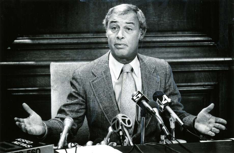 Moscone Center    ... Former San Francisco Mayor George Moscone. Moscone and Supervisor Harvey Milk were gunned down by ex-supervisor Dan White on Nov. 27, 1978. Moscone is shown above in 1977. Photo: The Chronicle