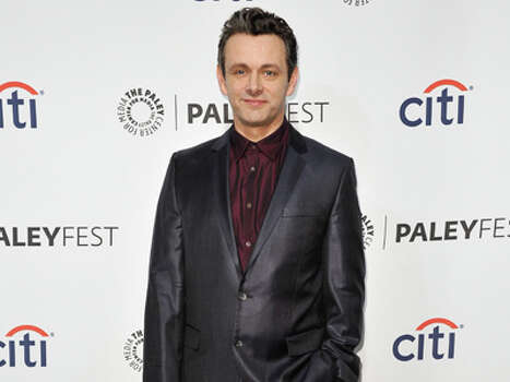 "Michael Sheen arrives PALEYFEST 2014 - ""Masters of Sex"" on Monday, March 24, 2014, in Los Angeles. Photo: Richard Shotwell, Richard Shotwell/Invision/AP / Invision"